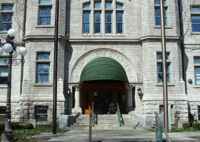 Ravalement de l'hôtel de la Ville de Québec - Ravalement Rive-Sud à Lemoyne