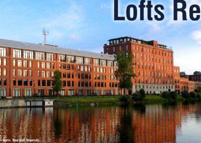 Lofts Redpath - Ravalement Rive-Sud à Lemoyne