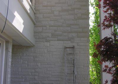 Teinture de bâtiment à Ottawa - Ravalement Rive-Sud et Teinture Héritage à Le Moyne